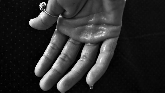 Hand zweten